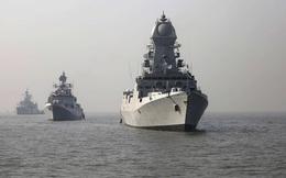 """Điểm danh những vũ khí của hải quân Ấn Độ khiến đối phương phải """"kiêng nể"""""""