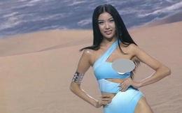 """BTC """"Hoa hậu Hoàn vũ Việt Nam"""" lên tiếng về sự cố nhạy cảm của Thúy Vân"""