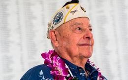 Cựu binh sống sót trong trận Trân Châu Cảng duy nhất tham dự lễ tưởng niệm năm nay