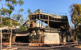 Xác định danh tính 4 nạn nhân tử vong trong vụ cháy nhà hàng 3 lẩu