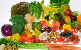 """Bí kíp ăn rau củ quả theo kiểu """"bảy sắc cầu vồng"""" giúp giảm nguy cơ 2 bệnh khiến nhiều người chết nhất hiện nay"""