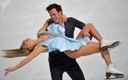 7 ngày qua ảnh: Cặp đôi trượt băng nghệ thuật Nga luyện tập trước giải đấu lớn