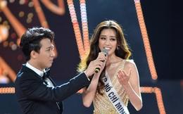 MC Trấn Thành nói gì về tân Hoa hậu Hoàn vũ Việt Nam Khánh Vân?