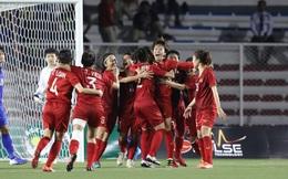 """HẾT GIỜ CK Việt Nam 1-0 Thái Lan: Hải Yến ghi """"bàn thắng vàng"""" cho Việt Nam vô địch"""