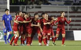 """Hạ Thái Lan bằng """"độc chiêu"""", Việt Nam giành tấm HCV SEA Games sau trận cầu vô cùng quả cảm"""