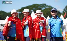 TRỰC TIẾP SEA Games ngày 8/12: 3 nữ cung thủ lập công, Việt Nam tạm thời bỏ xa Thái Lan