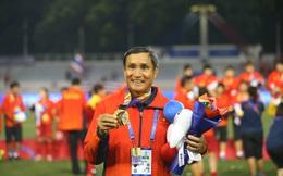 Đưa Việt Nam giành HCV SEA Games, HLV Mai Đức Chung tâm sự về giấc mơ World Cup
