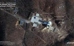 Triều Tiên thực hiện 'vụ thử quan trọng' tại trung tâm phóng vệ tinh