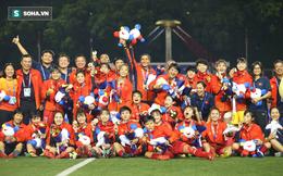 Đội tuyển bóng đá nữ Việt Nam nhận thưởng gần 10 tỷ sau khi thắng Thái Lan, giành HCV SEA Games