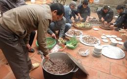 Chuyện ở làng ăn thịt chó ngày Tết lấy may
