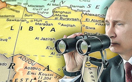 """Chơi trò """"nước đôi"""" ở Libya, Tổng thống Putin khó tránh khỏi """"huynh đệ tương tàn"""" với Thổ Nhĩ Kỳ?"""