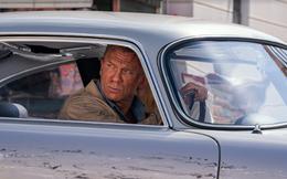 """Daniel Craig tái xuất ngoạn mục trong trailer đầu tiên của bom tấn 007 """"Không phải lúc chết"""""""