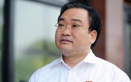 Bí thư Hà Nội Hoàng Trung Hải có vi phạm, khuyết điểm trong thời gian làm Phó Thủ tướng