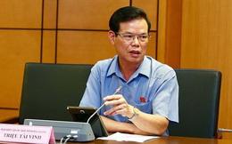 Chân dung nguyên Bí thư Hà Giang Triệu Tài Vinh vừa bị đề nghị kỷ luật