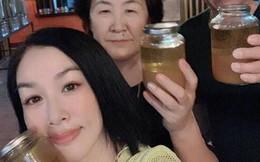 Mỹ nhân gốc Việt Chung Lệ Đề gây tranh cãi khi uống dầu ăn suốt 11 ngày để… thải độc