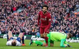 Nối gót Man United, Liverpool thắng dễ để giật lại ngôi đầu từ tay Man City