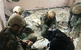 Lính đánh thuê Nga tiếp tục huấn luyện quân địa phương Syria