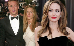Phản ứng của Angelina Jolie khi biết tin Brad Pitt tới dự sinh nhật Jennifer Aniston