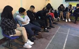 Phát hiện 12 nam nữ dương tính với ma túy trong nhà nghỉ
