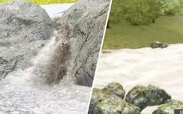 Cảnh báo đáng sợ: 1/3 sông băng Himalaya sẽ tan chảy