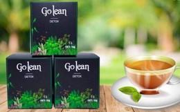Cảnh báo người Việt về trà giảm cân GoLean Detox có chất gây ung thư, liên tục bị thế giới bắt vì bán lậu