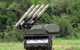 Phòng không Venezuela diễn tập bắn đạn thật với tổ hợp tên lửa phòng không Buk-M2E