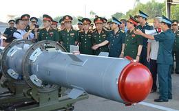 """Lộ diện bộ đôi """"bảo bối"""" tấn công mặt đất mạnh nhất của tiêm kích Su-30MK2 Việt Nam"""