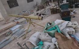 Người Kurd thu giữ một số lượng lớn vũ khí IS, Mỹ vẫn án binh bất động