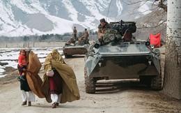 Ảnh tư liệu về cuộc rút lui của quân đội Liên Xô khỏi Afghanistan