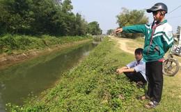 2 nam sinh liều mình nhảy xuống kênh cứu 2 em nhỏ đuối nước