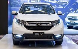 """Honda CR-V tăng giá, bán chênh vẫn """"lên đồng"""""""