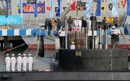 """Sức mạnh của đội tàu ngầm """"made in Iran"""""""