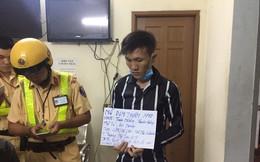 Công an bắt giang hồ nghiện ma tuý đi thu tiền bảo kê cuối năm ở Sài Gòn