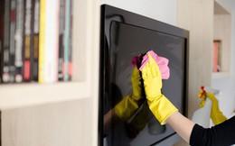 Cách vệ sinh điện thoại, laptop, tủ lạnh, máy giặt... để đón Tết