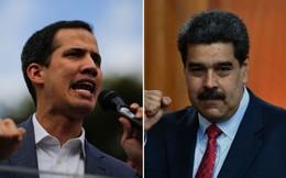 """Tướng không quân cấp cao Venezuela tuyên bố từ bỏ TT Maduro, về phe """"Tổng thống lâm thời"""" tự xưng"""