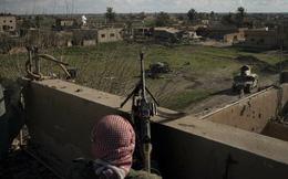 """Bom hẹn giờ"" ở Syria"