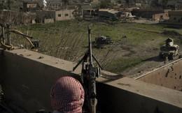 """Chỉ còn kiểm soát chưa đầy 1km vuông đất ở Syria, IS bất lực chơi trò """"tâm lý chiến"""""""