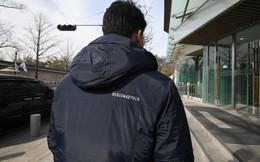 Dãy số bí ẩn trên áo đội an ninh Phủ tổng thống Hàn Quốc trước thềm thượng đỉnh Trump-Kim