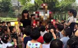 Ông bố tuyệt vời nhất Trung Quốc: Xuất hiện khiến cả trường con gái đổ xô ra xem