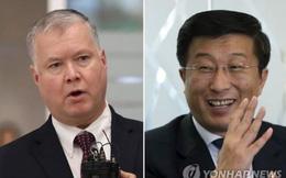 """Báo Hàn: Đoàn đàm phán Mỹ - Triều """"chạy nước rút"""", dự thảo Tuyên bố Hà Nội ngay trước thượng đỉnh"""