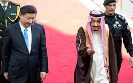 Trung Quốc xâm nhập Trung Đông trong quá khứ, hiện tại và tương lai