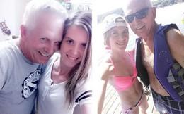 Cặp đôi 'ông cháu' chênh nhau 43 tuổi bất chấp mọi rào cản, sống hạnh phúc bên nhau