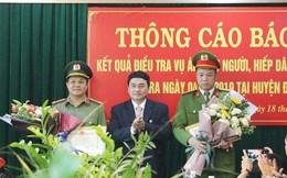 """Thiếu tướng Sùng A Hồng: """"Họ xứng đáng được khen thưởng, biểu dương"""""""