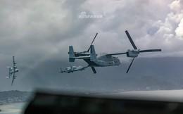 Toan tính lạ của Mỹ khi cho MV-22 Osprey phối hợp tác chiến cùng A-10 Thunderbolt II