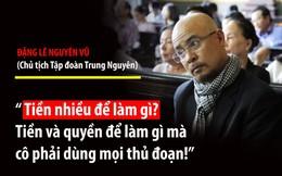 """Bà Lê Hoàng Diệp Thảo: """"Thẩm phán có chắc việc anh Vũ không tiếp tục đưa người đàn bà khác về nhà?"""""""