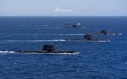 Trung Quốc lạnh gáy khi chứng kiến tàu ngầm Mỹ - Australia thị uy sức mạnh