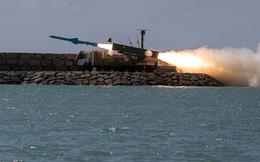 Hải quân Iran phóng thử tên lửa hải đối hải Qader và Qadeer