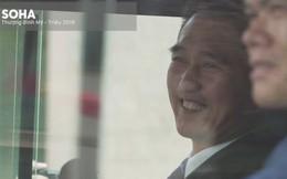 """Bị truyền thông """"bủa vây"""", đoàn nhân viên an ninh Triều Tiên vào khách sạn Melia bằng cửa sau"""
