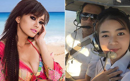 Nữ diễn viên Việt đầu tiên từ bỏ showbiz, làm phi công xinh đẹp thế nào?