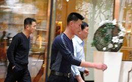 100 vệ sỹ của ông Kim Jong Un đã có mặt tại Hà Nội